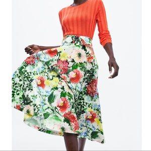 Zara skirt! NWT
